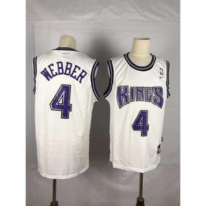 Sacramento Kings Chris Webber Jersey